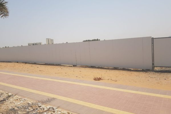 Fencing in UAE