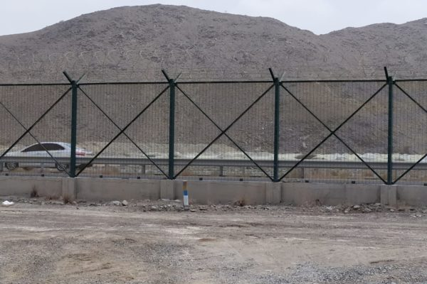Chain link fencing UAE