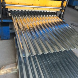 Corrugated sheet in UAE