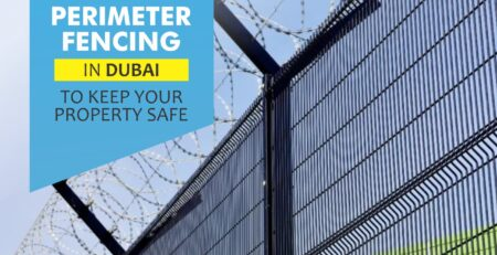 Avail Perimeter Fencing In Dubai