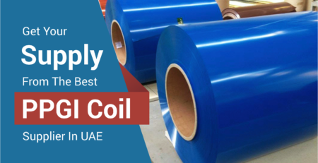 The Best Ppgi Coil Supplier In UAE